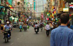 Zwalnia turystyka w regionie Azji i Pacyfiku