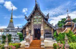 Muzułmańskie centrum turystyki w Tajlandii