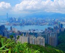Turystyczny Hongkong – na łeb na szyję