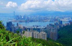 W Hongkongu turystyka przyjazdowa spadła do zera