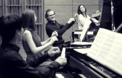 Zapraszamy na koncert Eight Hands Quartet – 17 listopada 2019 (wstęp wolny)