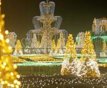 Otwarcie Królewskiego Ogrodu Światła