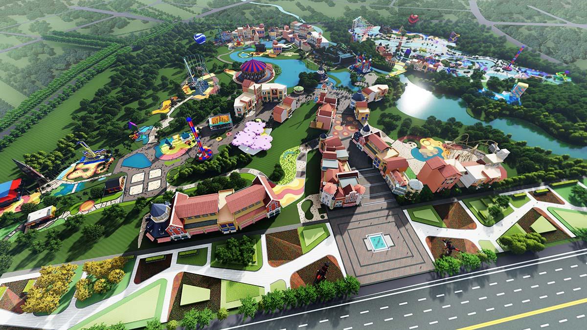 Legoland Syczuan