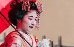Zakaz fotografowania gejsz w Kioto