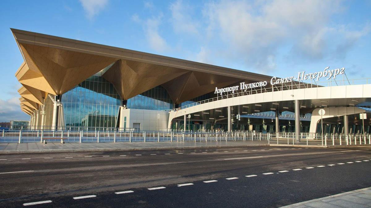 Lotnisko Pułkowo w Sankt Petersburgu