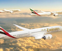 Samoloty Emirates ponownie łączą świat