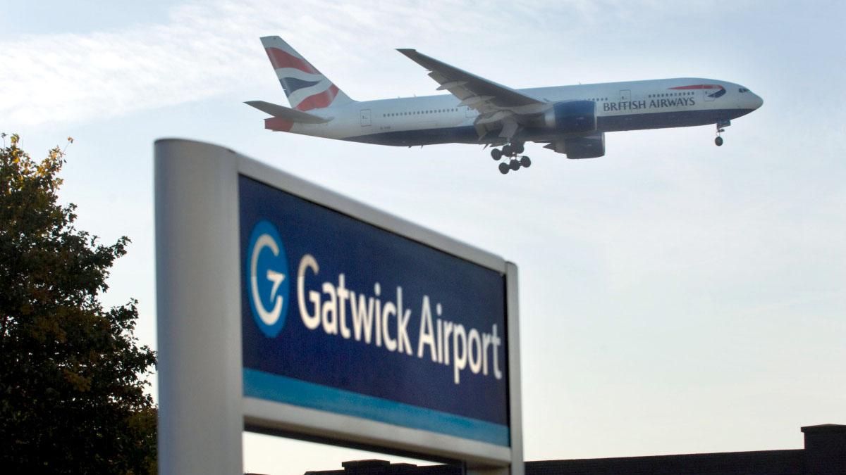 Lotnisko Gatwick