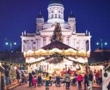 Helsinki zapraszają na święta