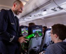 Air France testuje nowe rozwiązanie dla internetu pokładowego