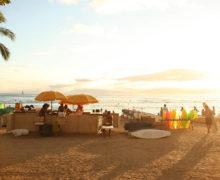 Pokój z widokiem na Hawajach