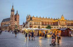 Kraków najlepszy na city break wg Brytyjczyków