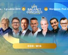 Life Balance Congress już za dwa tygodnie