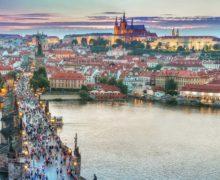 W poszukiwaniu noclegu w Pradze