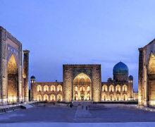 Turystyczne odkrycie roku: Uzbekistan