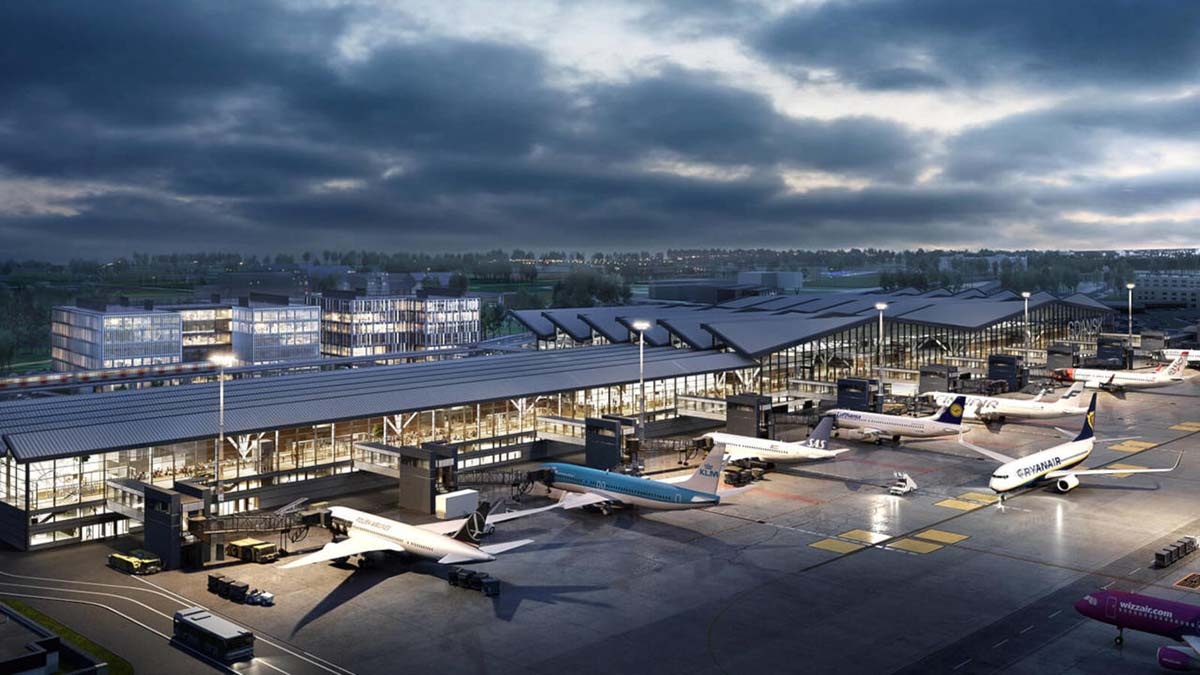 Airport City Gdańsk