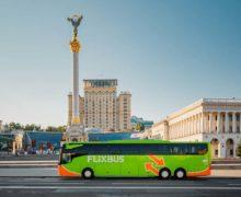 Zielone autobusy na Ukrainie