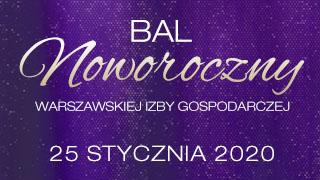 Bal Noworoczny Warszawskiej Izby Gospodarczej