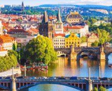 Czesi ciągną do Pragi