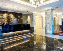 Hotel Gromada – szyk spod prestiżowej ręki