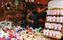 Magia Świąt zaczyna się pod Barbakanem