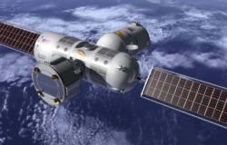 Amerykańskie firmy budują hotele w kosmosie
