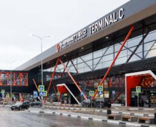 Nowy terminal w porcie Moskwa-Szeremietiewo