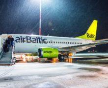 Rekordowa liczba pasażerów Air Baltic