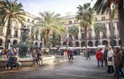 Drożej za dzień w Barcelonie