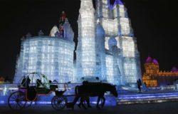Karnawał lodowy w Harbinie