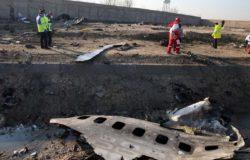 Ukraiński Boeing rozbił się w Iranie
