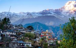 Zarząd Turystyki Nepalu uratował 1721 turystów