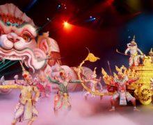 Magia karnawału na wyspie Phuket