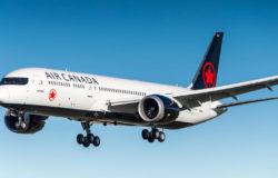 Kanadyjczycy wracają do kraju: Specjalne rejsy Air Canada