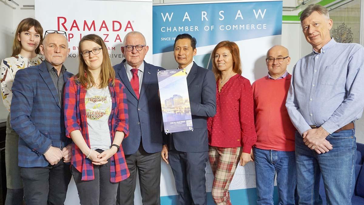Ramada Hotels w Warszawskiej Izbie Gospodarczej