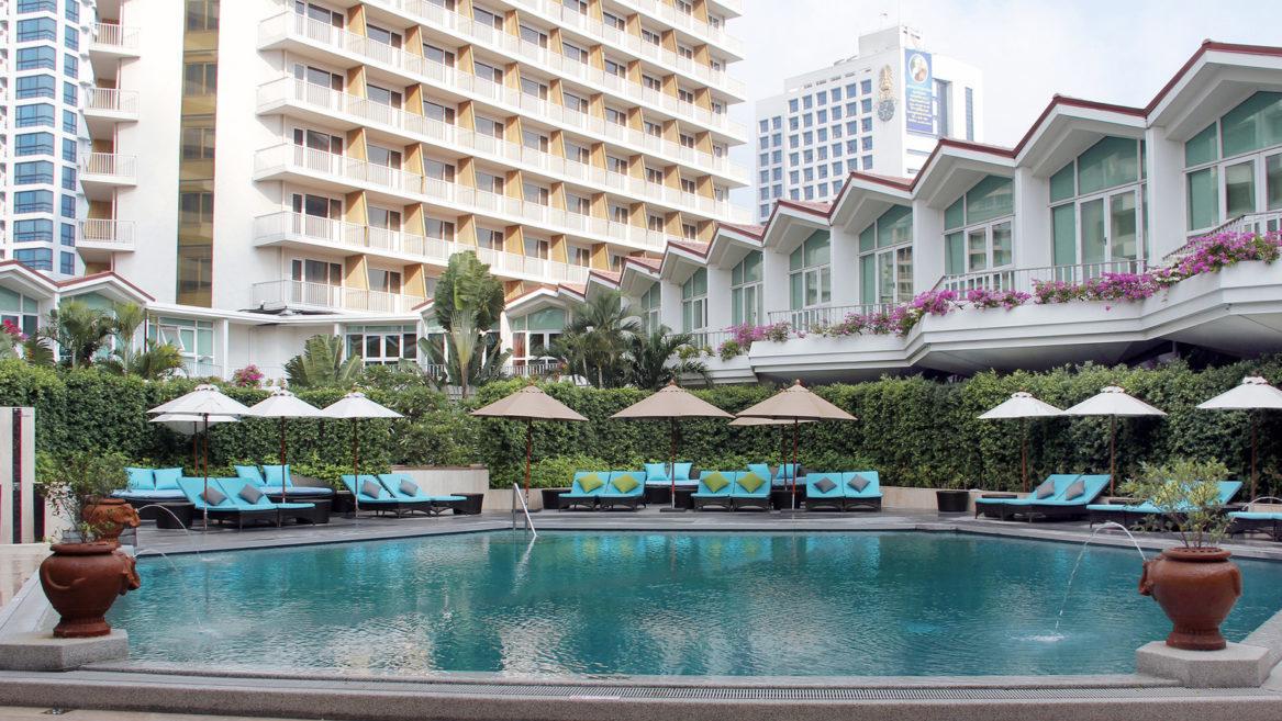 Hotel Dusit w Bangkoku