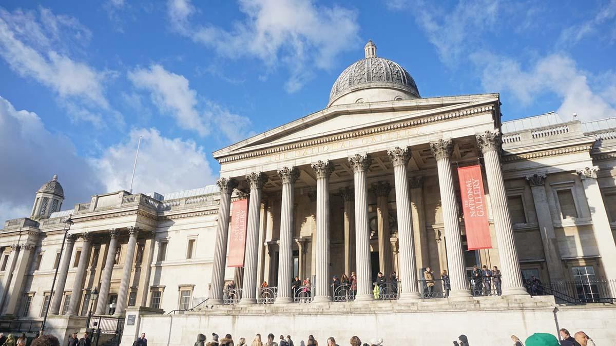 British Museum, Londyn