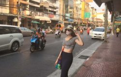 Na własne oczy z Tajlandii: Lęk pod maskami