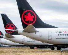 Air Canada tnie koszty i zwalnia pracowników