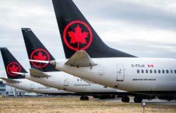 Linie Air Canada wstrzymują loty do USA
