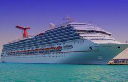 Carnival Cruise Line nie popłynie do czerwca