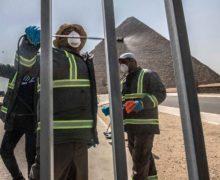 Egipt: Piramida strat przez pandemię