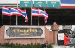 Znaczący spadek przyjazdów turystów do Tajlandii
