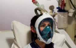 Włochy: Maski do nurkowania na ratunek!