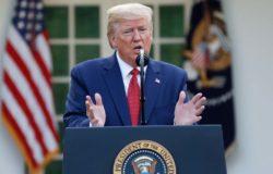 Prezydent Trump szokuje: Zmniejszenie liczby zgonów do 200 000 byłoby dobrą wiadomością