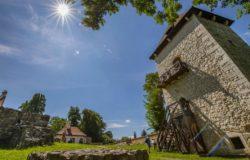 Zamek Żupny w Wieliczce:  Nowa wystawa na otwarcie
