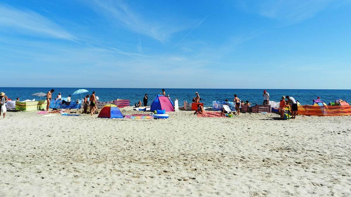 Plaża - Bałtyk
