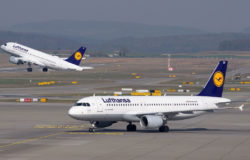 Lufthansa wraca na lotniska od Wenecji po Bari