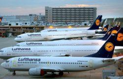 Lufthansa dostanie pomoc publiczną