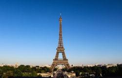 Koniec kwarantanny wieży Eiffla