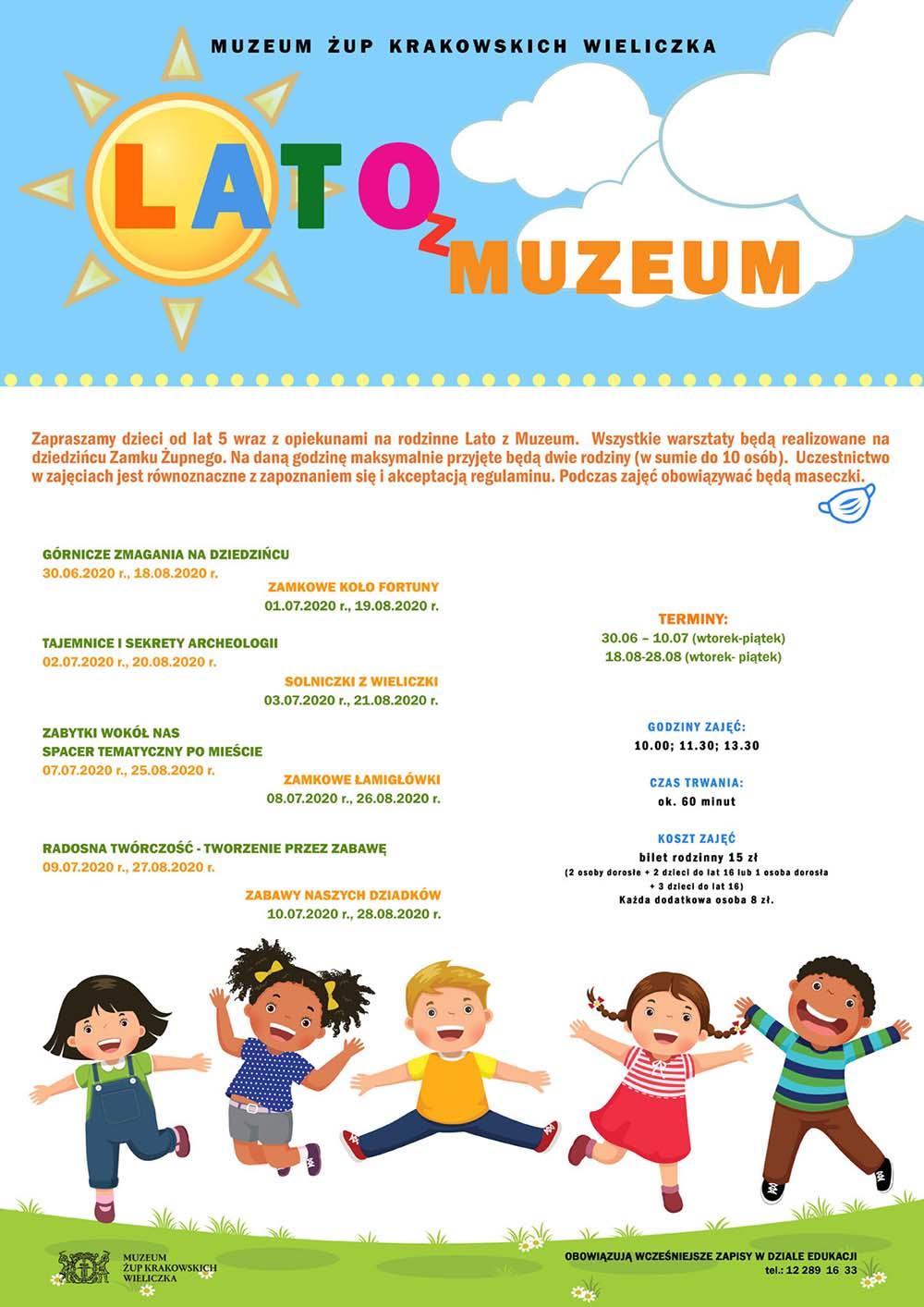 Wieliczka: Lato z Muzeum